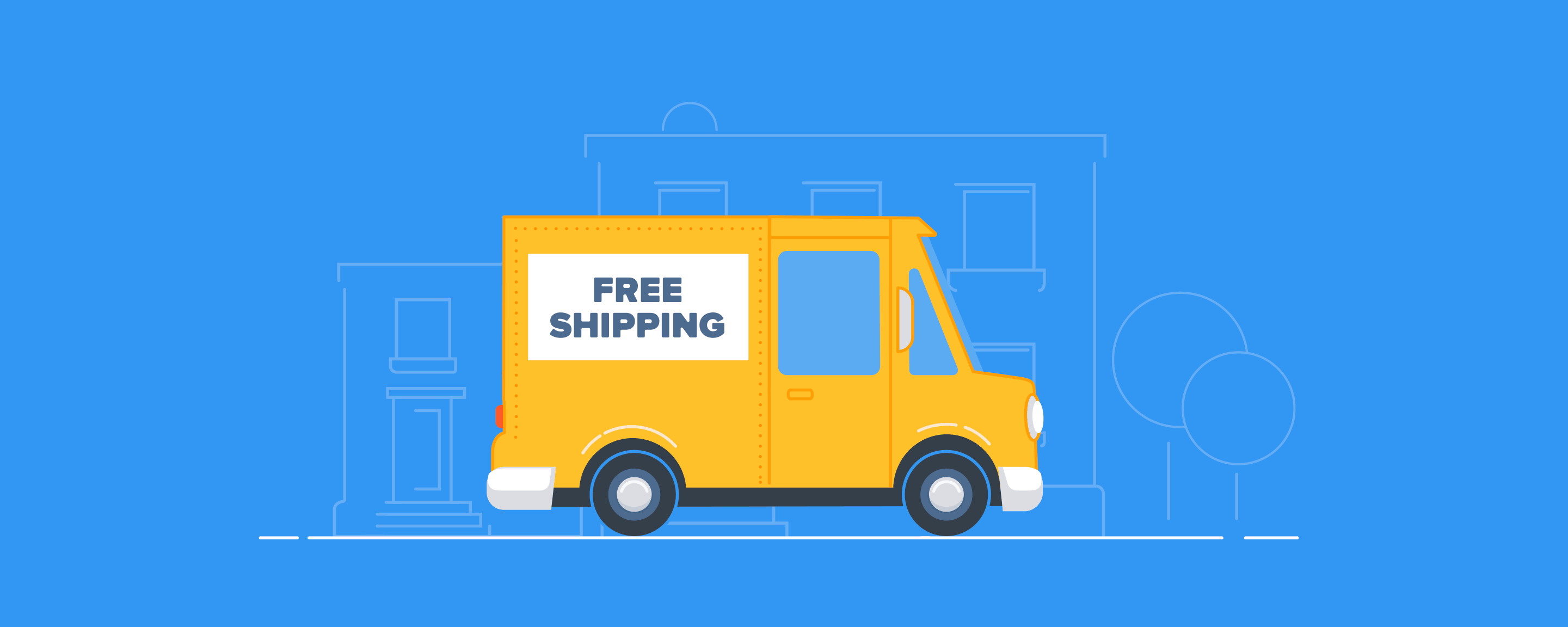 How to market free shipping 1