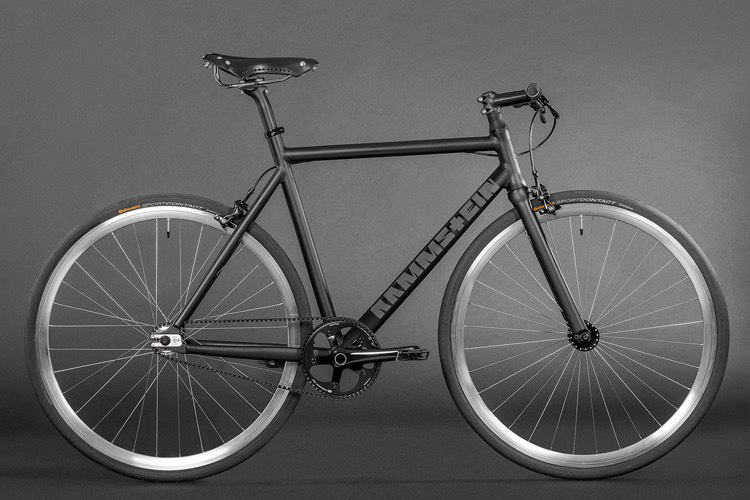 A Rammstein bicycle