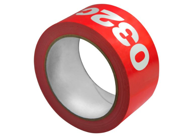 A roll of duct tape with a logo of 032с magazine