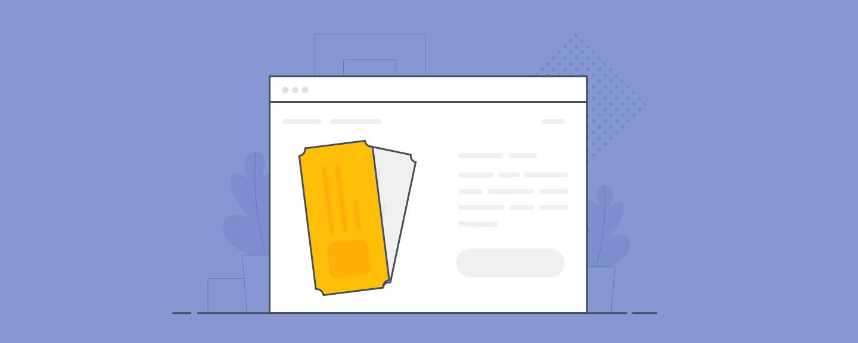 Bagaimana Menjual Tiket online di Website Anda: Sebuah Panduan Cepat