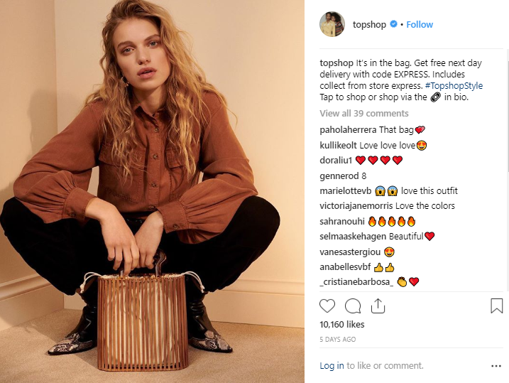 How to Write Engaging Instagram Captions for Online Stores