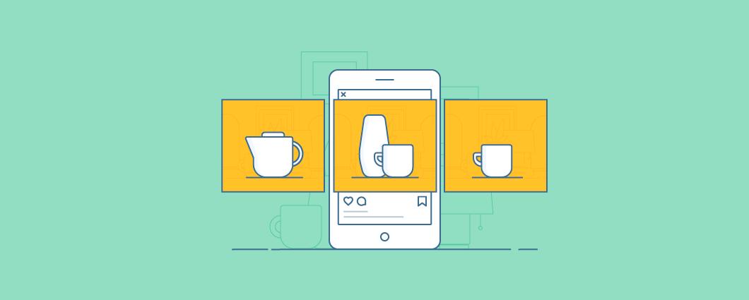 10 ideen fr kreative produktprsentation in instagram galerien - Produktprasentation Beispiel