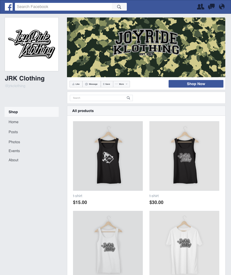 Ecommerce Website Examples, View Now!