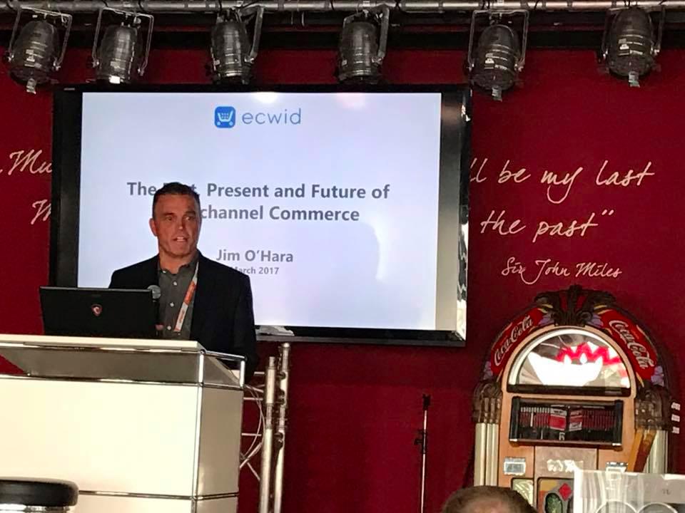 Jim's presentation