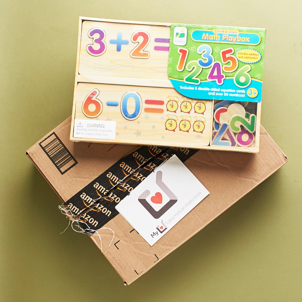Kids subscription box