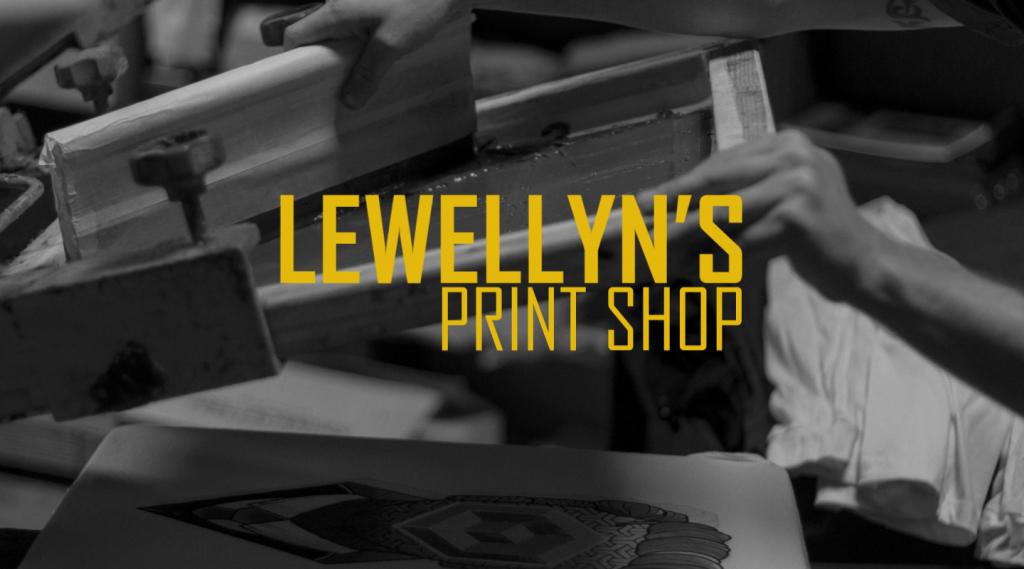 Lewellyns Druckerei