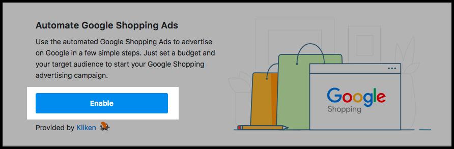 produk toko Daftar Ecwid di Google Belanja