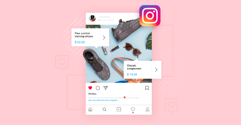 Make first sale on Instagram with shoppable posts