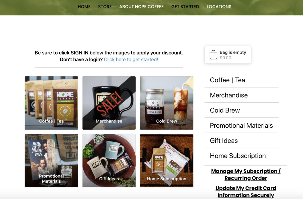 Eenvoudig online bestellen voor restaurants
