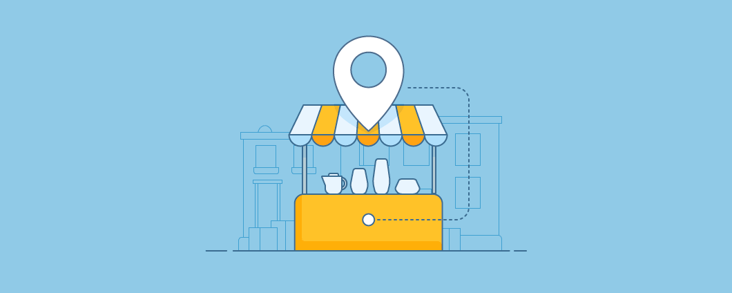 how to find the best place for your popup store