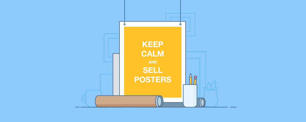 How To Launch A Poster Store Online The Full Guide