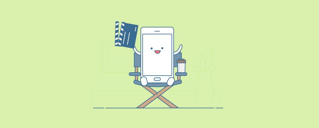 Hoe maak je een professioneel ogende Promotional Video maken met uw smartphone