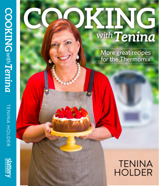 Cooking with Tenina Cook Book