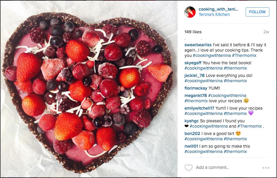 Heart Cake, Ecwid