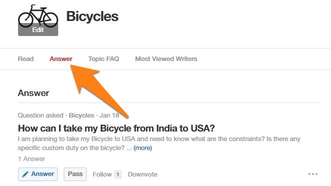 Buscando respuestas en Quora