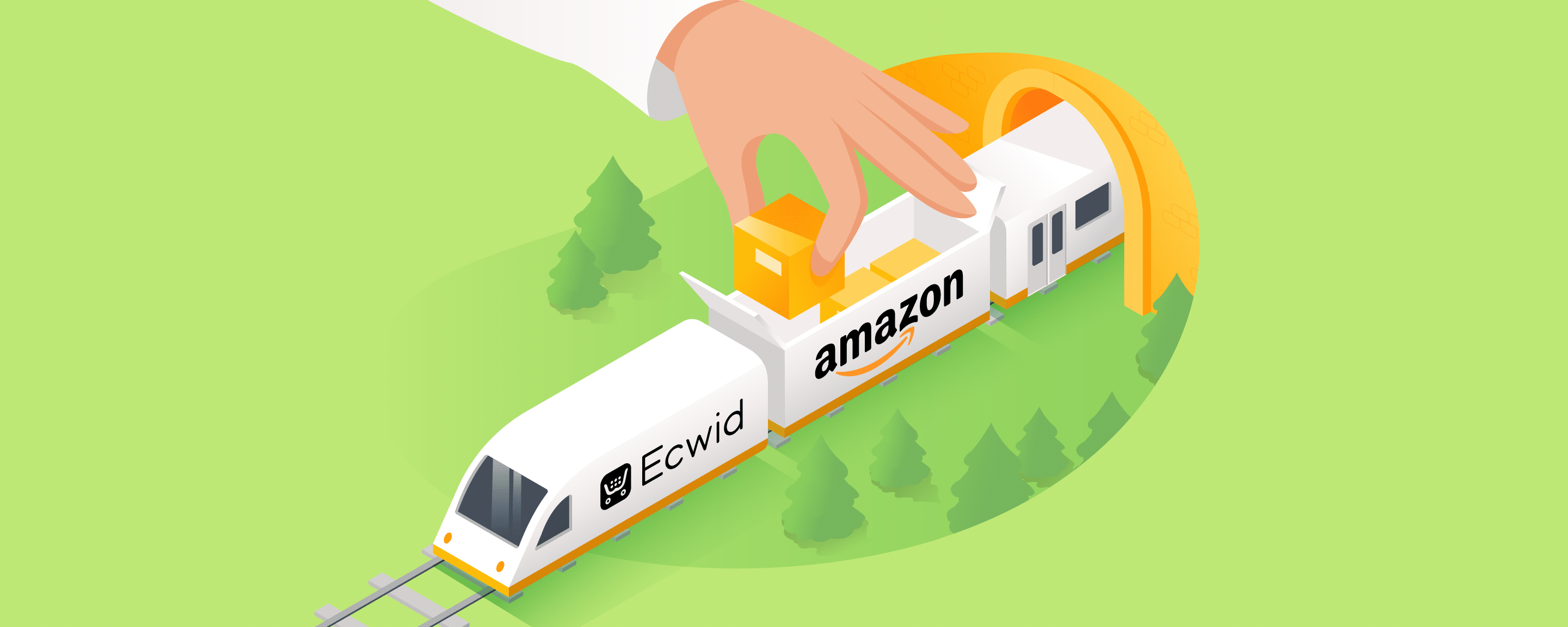 Sell Your Products On Amazon With Ecwid