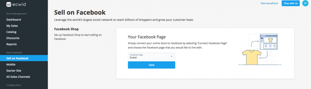 Sell on Facebook: 3 New Ecwid Tools for Your Facebook Sales