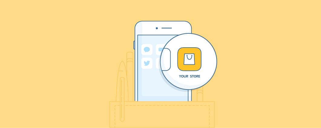 Come per lanciare e promuovere il tuo e-commerce Mobile App