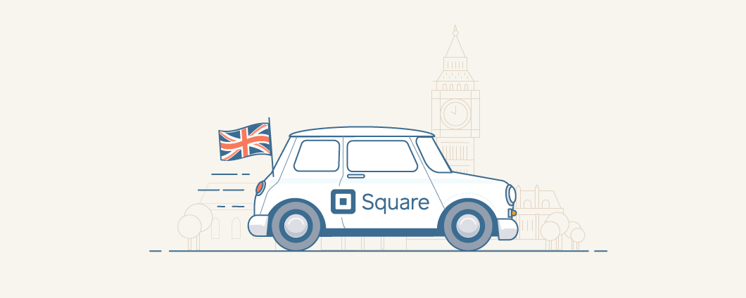 Square UK + Ecwid
