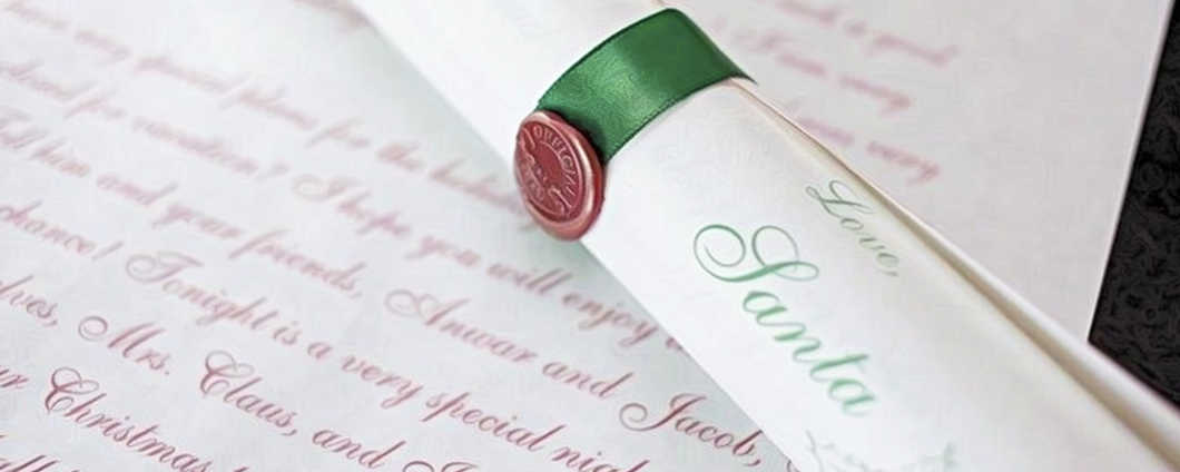 Legendary Letters: A Family That Has Been Helping Santa Online Since 1997
