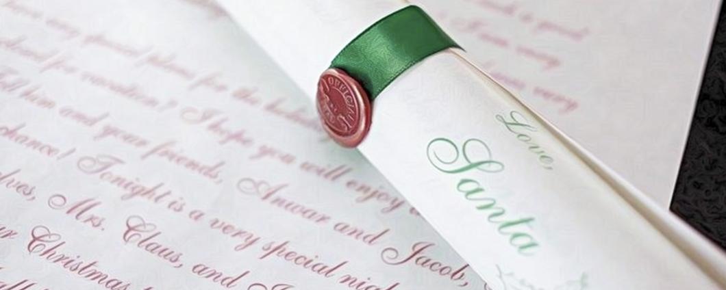 Legendary Letters: Een gezin dat is het helpen van de Kerstman Online Sinds 1997
