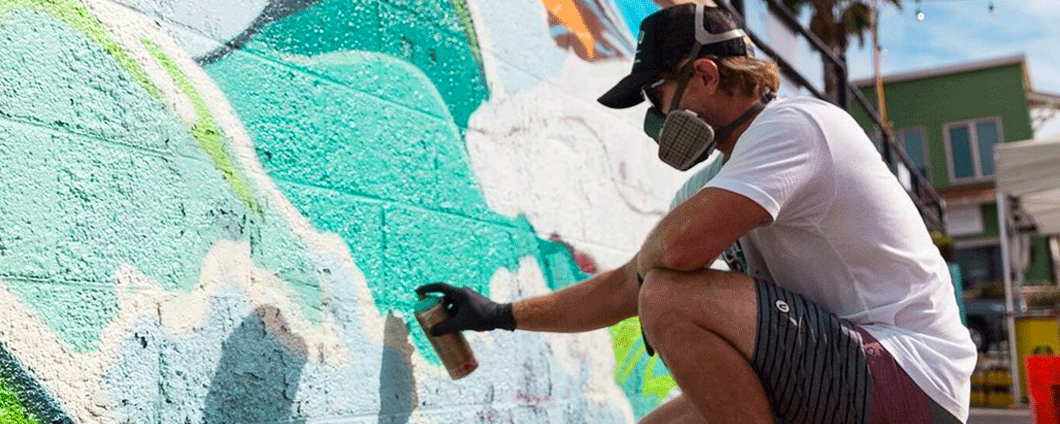 How to Be an Artist for a Living: a Talk With the Muralist Who Illustrated the Ecwid HQ