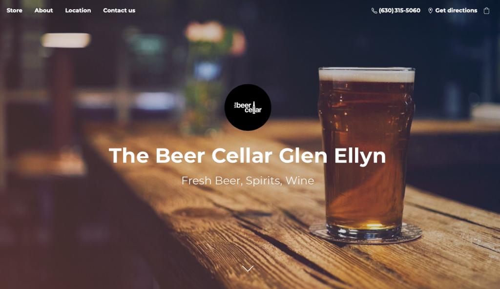 The Beer Cellar online store 1606544986