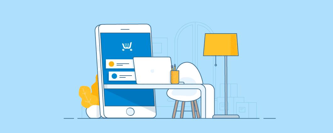 Ecwid Ponsel App Enhanced- Ambil Toko Online Anda Dengan Anda