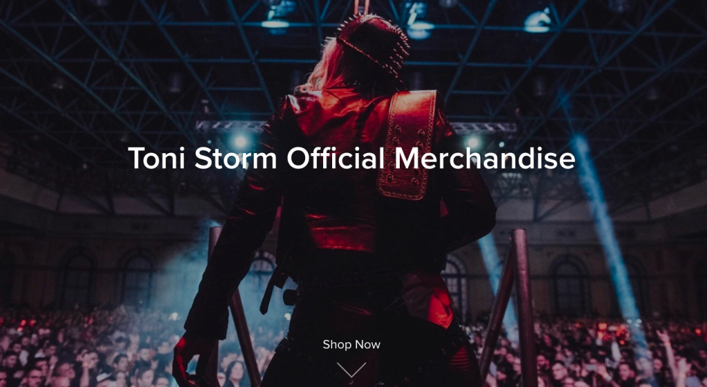 Toni Storm official merchandise