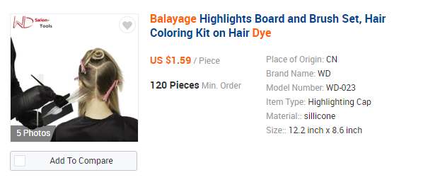 Trending product ideas balayage
