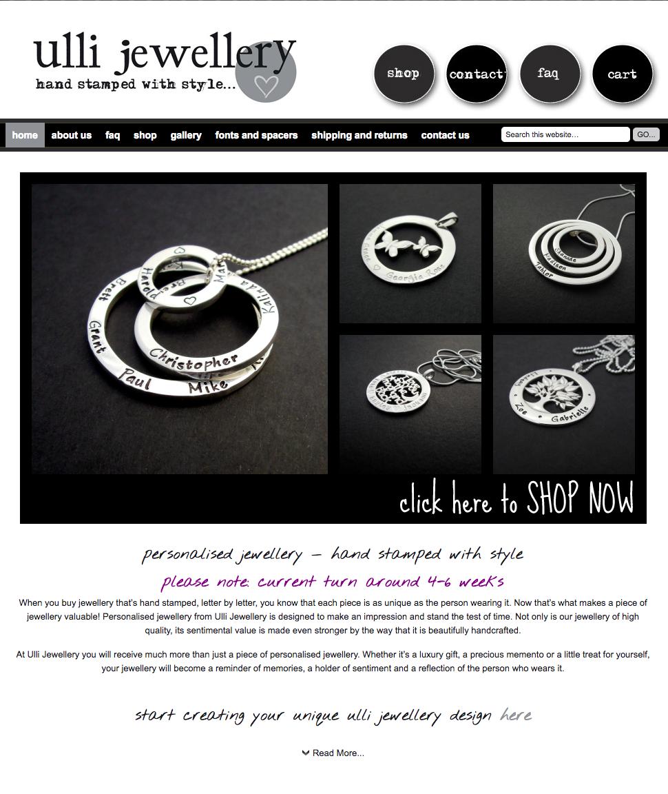 Ulli Jewellery