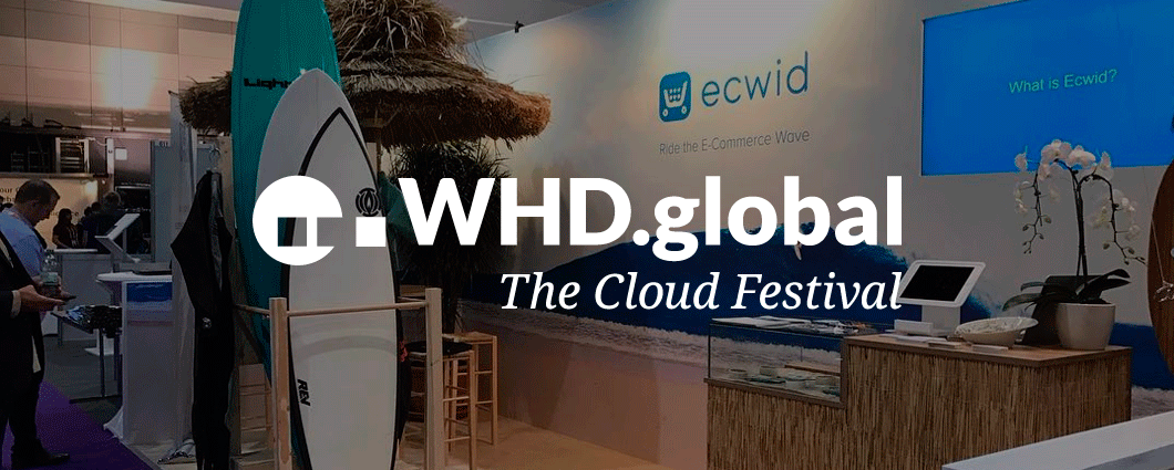 Ecwid at WHD.global: An Epic Omnichannel Experience