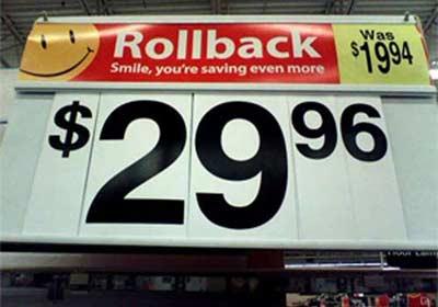 Walmart discount prices