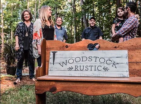 Woodstock Rustic team