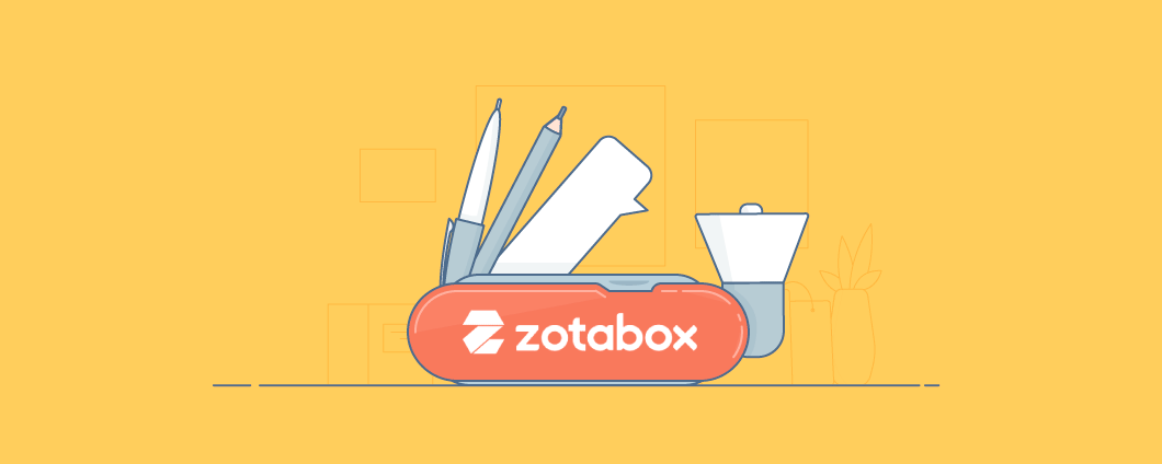 4 Raisons pour installer Zotabox Outils marketing