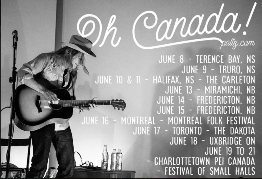 Where's Steve? Coming to a town in Canada near you soon…