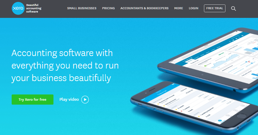xero accounting software free download