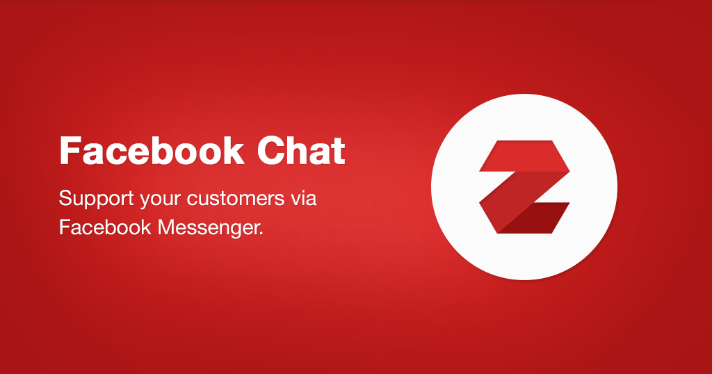 facebook chat for ecwid