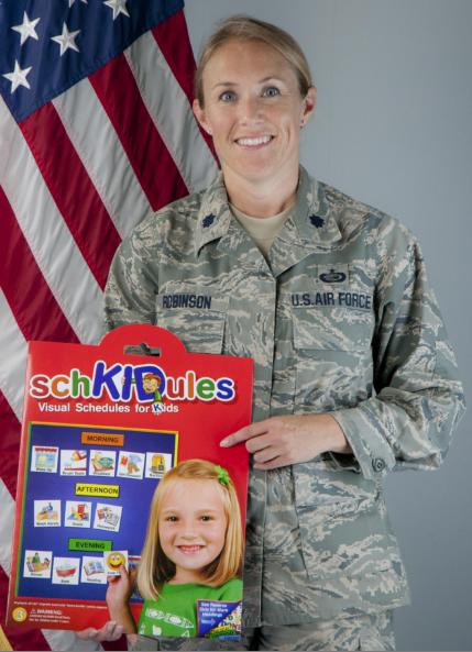 Sgt. Amelia Leonard