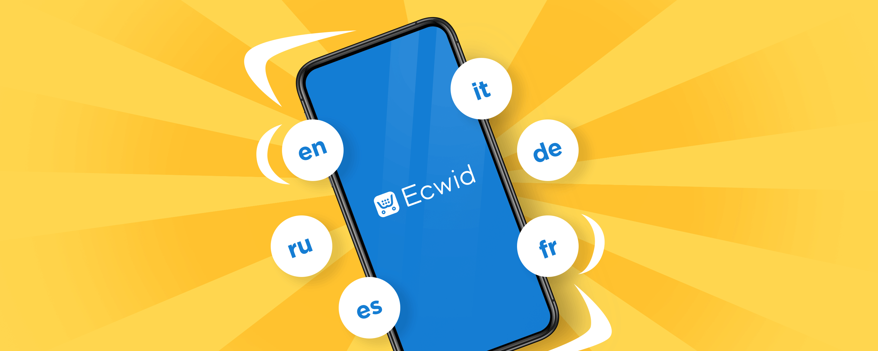 New Languages For Ecwid Mobile App
