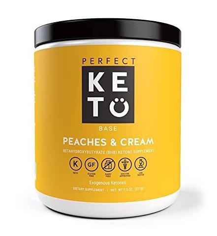 hete nieuwe producten te verkopen: keto supplementen