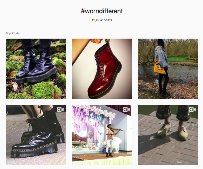 dr martens on instagram
