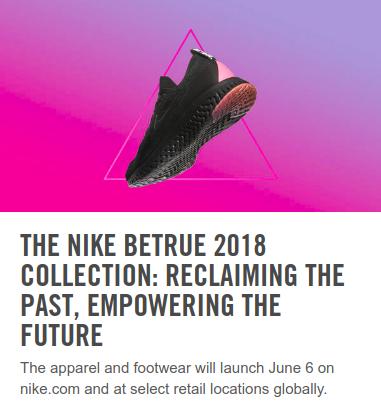 storia del marchio Nike