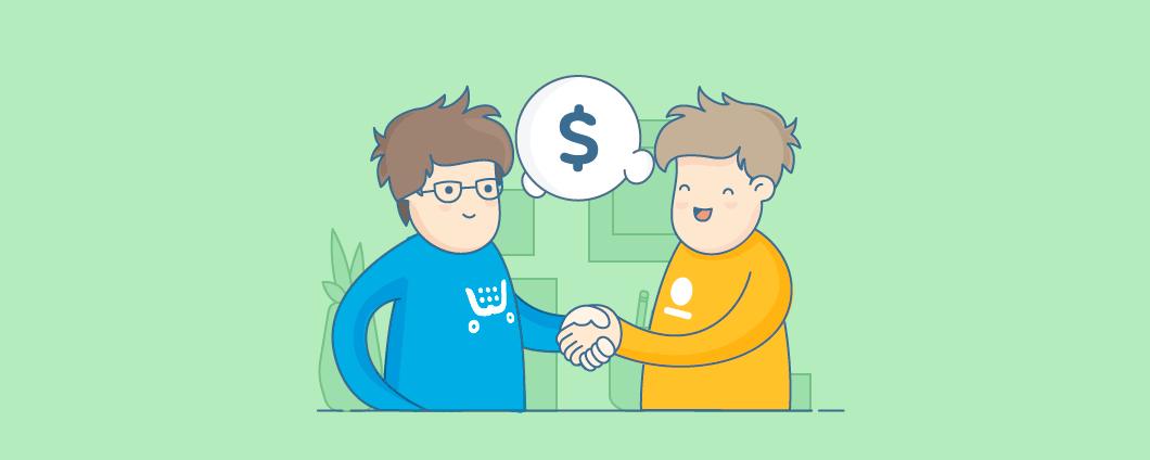 Come Guadagnare Soldi Con Ecwid: Programmi per i Partner per i Clienti, Studi Web, e gli Sviluppatori