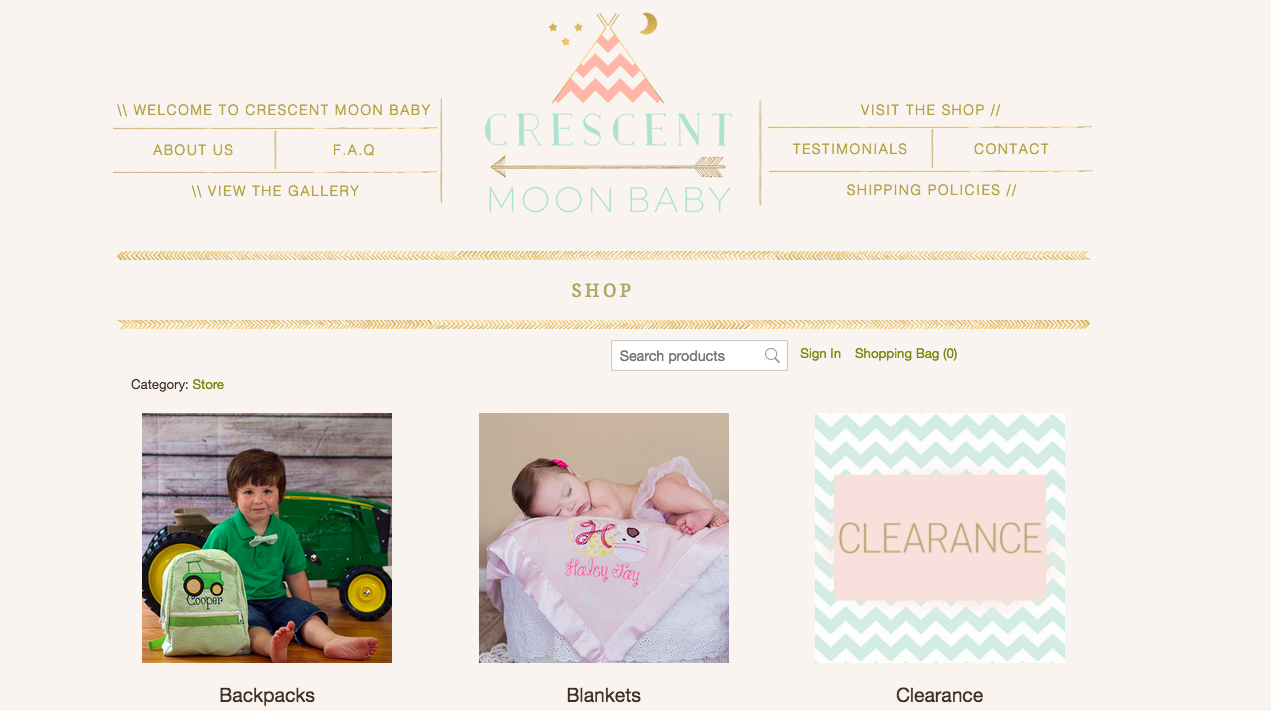 Crescent Moon Bayi