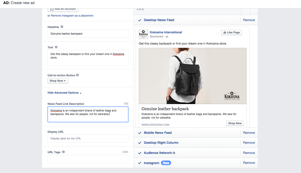 The Anatomy of Facebook Ads: How to Increase Traffic for $3