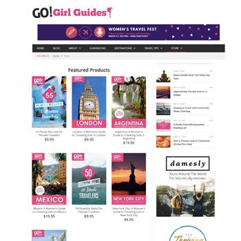 Go! Girl Guides