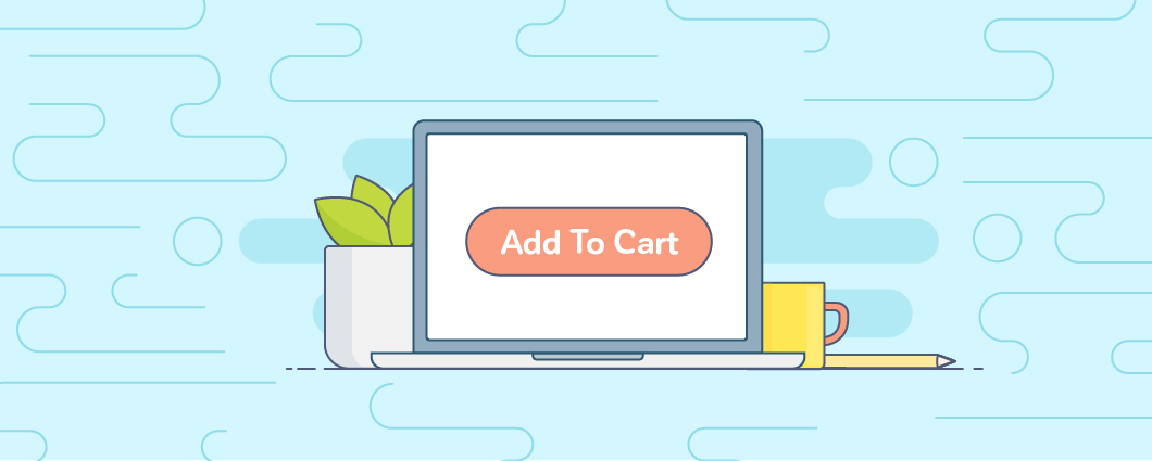 How to add a shopping cart button to your website
