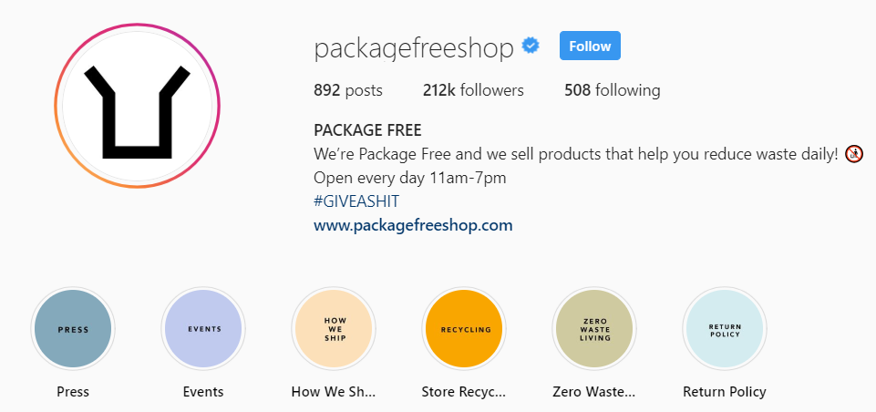 how to make instagram shoppable story highlights