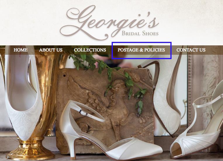 Georgiesbridalshoes.com.au